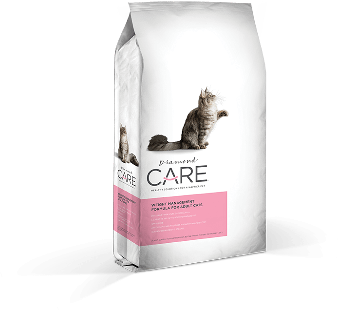Diamond Care Weight Managment Cat Food