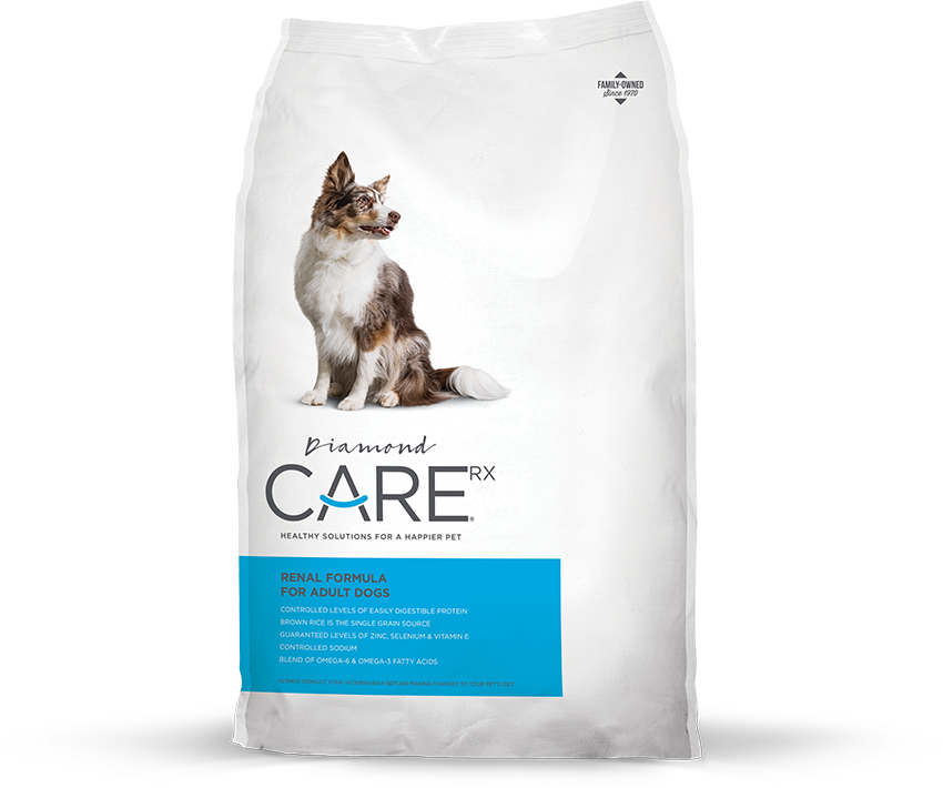Diamond CARE Renal Formula for Adult Dogs