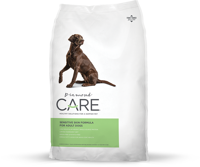 Diamond CARE Sensitive Skin Formula for Adult Dogs