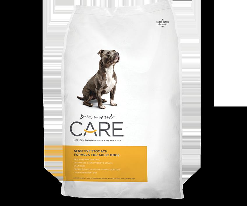 Diamond Care Sensitive Stomach Formula for Adult Dogs