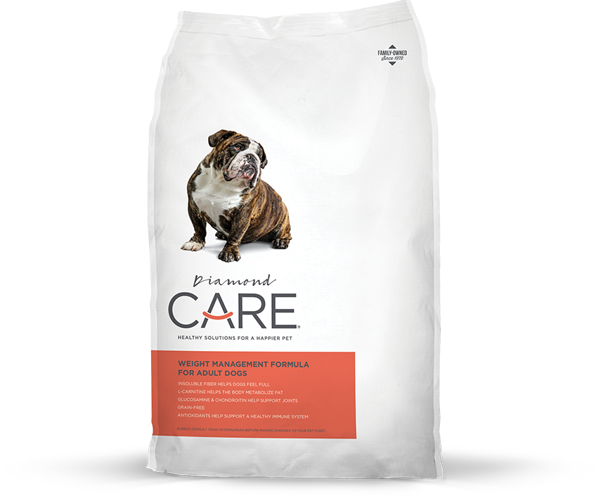 Diamond Care Weight Management Formula for Adult Dogs